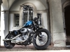 Harley Davidson Custombike von Max Dr. Mechanik