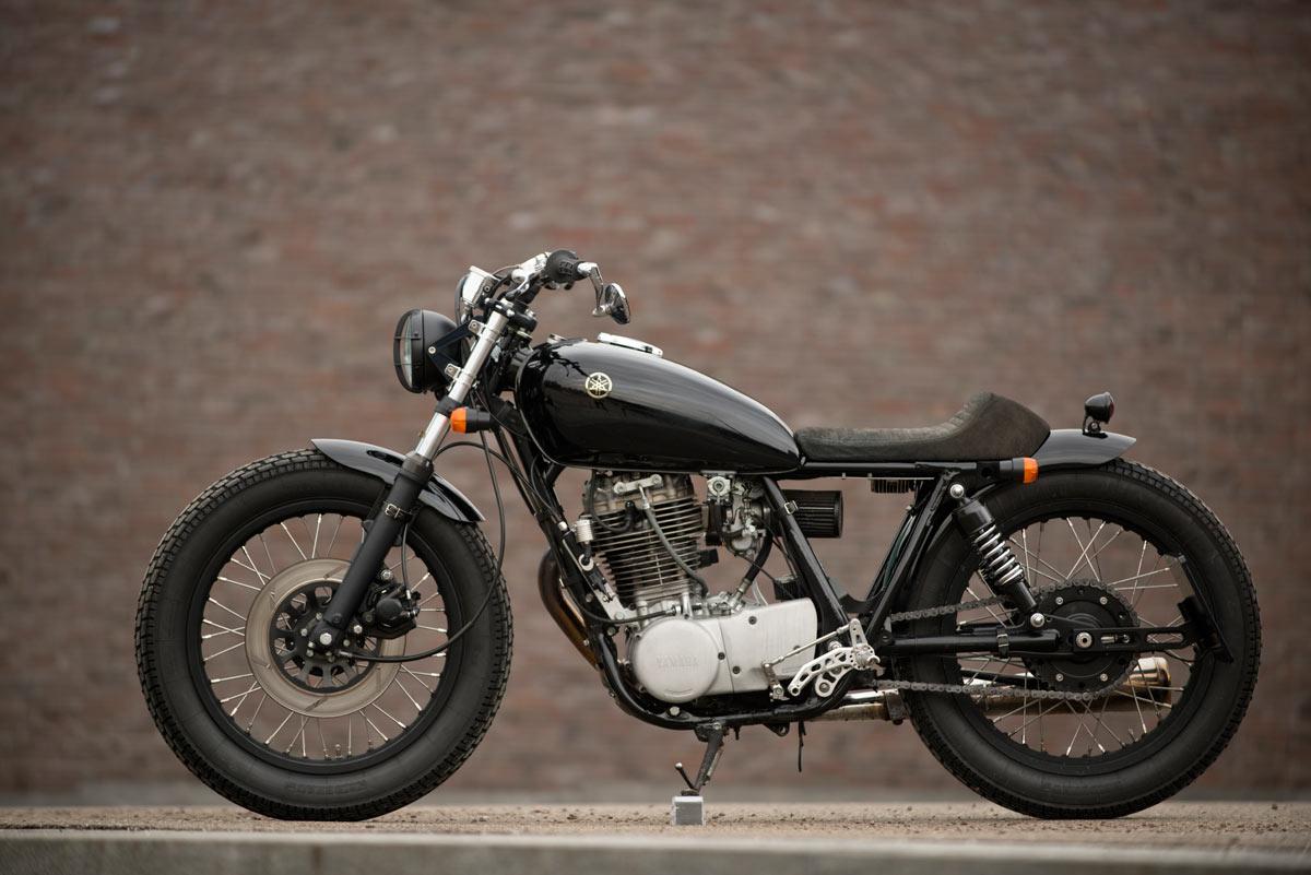 Harley Street 500 >> Yamaha SR 500