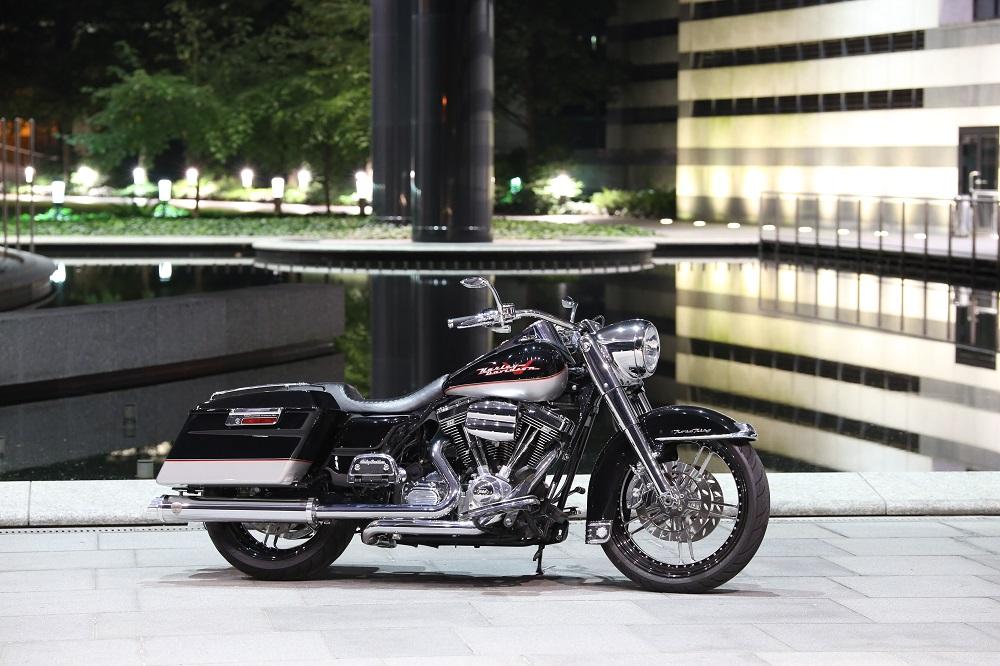 Die Schnellste Harley Davidson Road King Der Welt