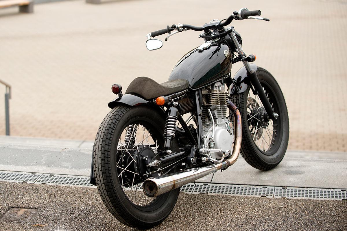 Harley Street 500 >> Dr. MECHANIK - high-end-customizing