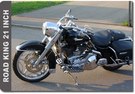 Road King 21 inch