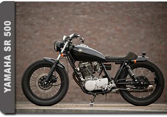 Yamaha SR 500 SS