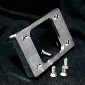 Dr Mechanik Shop Halter für Kennzeichenplatte 01